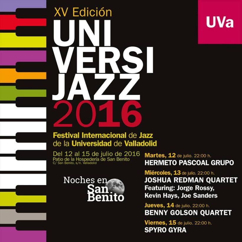 universijazz-centro-buendia-universidad-de-valladolid-hostal-valladolid